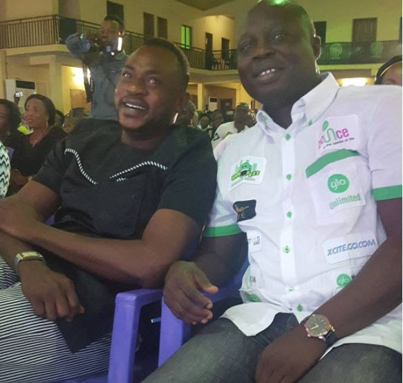 Nollywood Actors, Odunlade Adekola And Mr Latin Narrowly Escape As Armed Robbers Attack Them Along Sagamu Road