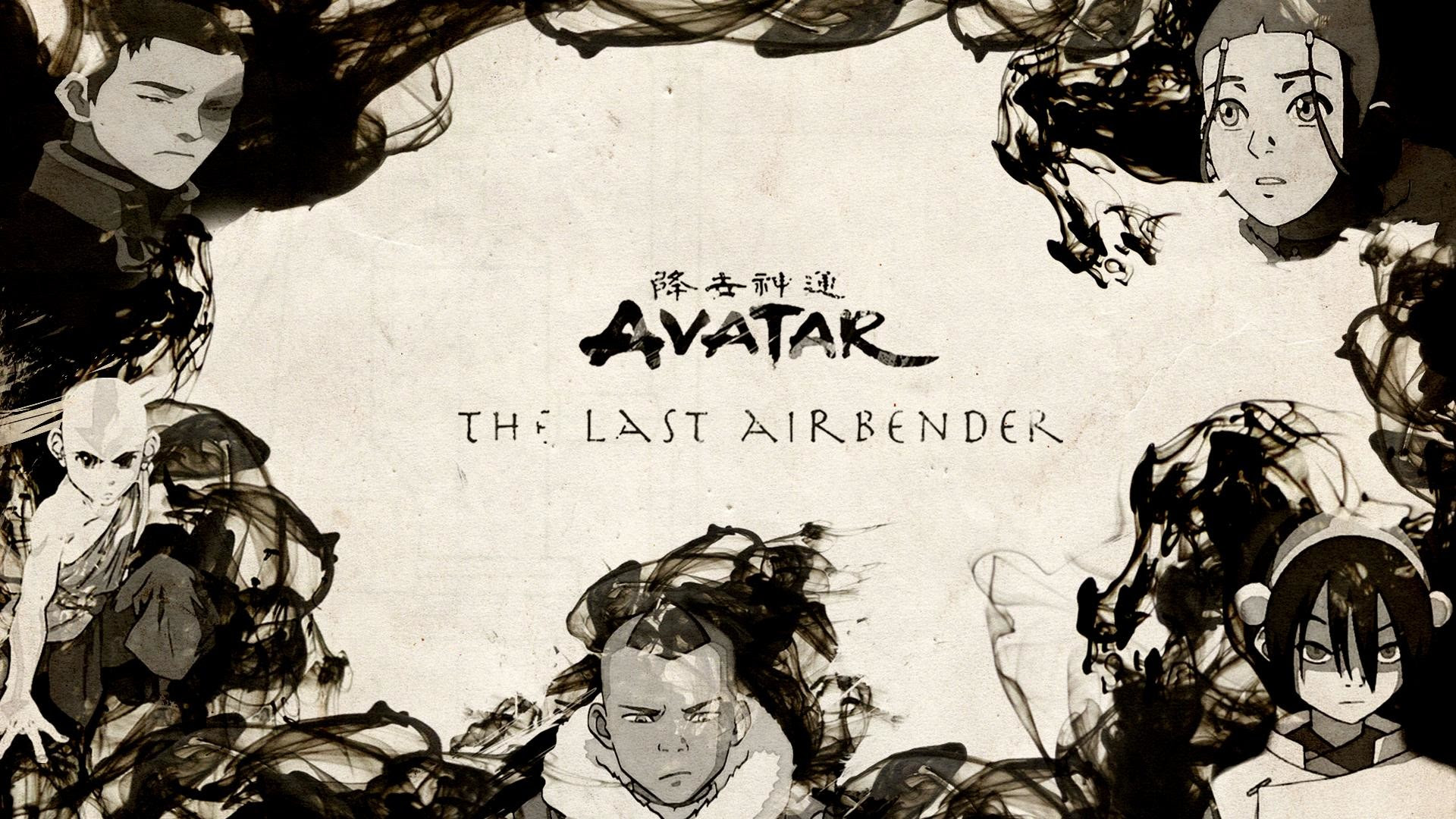 4K 1920X1080 Wallpaper Avatar The Last Airbender Download