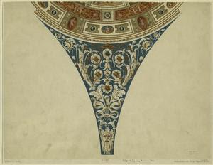 Villa Madama, Rome, 16c. Digital ID: 819499. New York Public Library