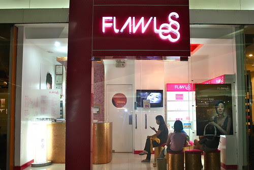 Flawless Face and Body Clinic SM Mall of Asia