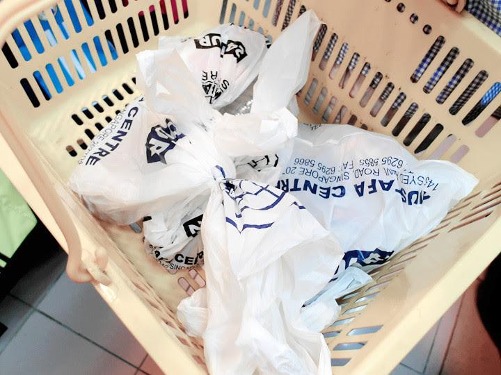 shopping at mustafa