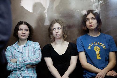 Pussy Riot в суде. Приговор два года. by hegtor