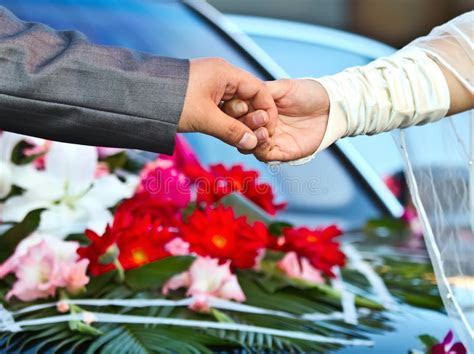 Indian Wedding Ritual stock image. Image of groom, hand