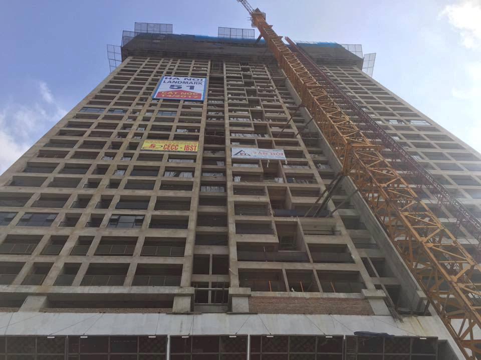 Thứ hạng các tòa nhà cao nhất Việt Nam