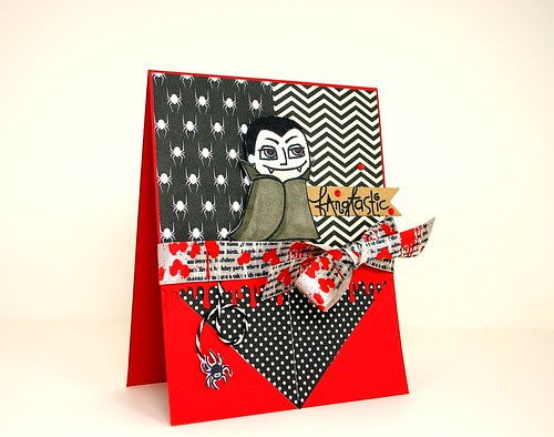 Paper Smooches Sparks Designer Drafts: Oct. 2012