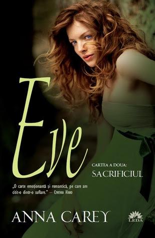 Sacrificiul (Eve, #2)