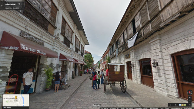 Philippines Gets Street View On Google Maps