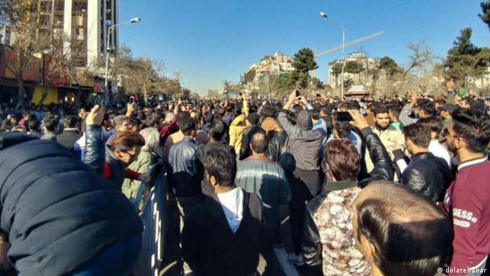 Proteste im Iran (dolatebahar)