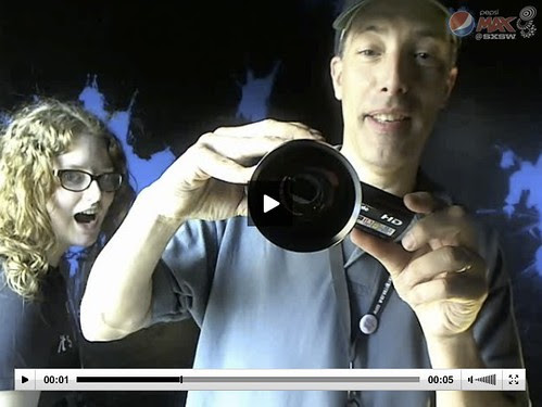 Pepsi Max SXSW Video with a Special Guest
