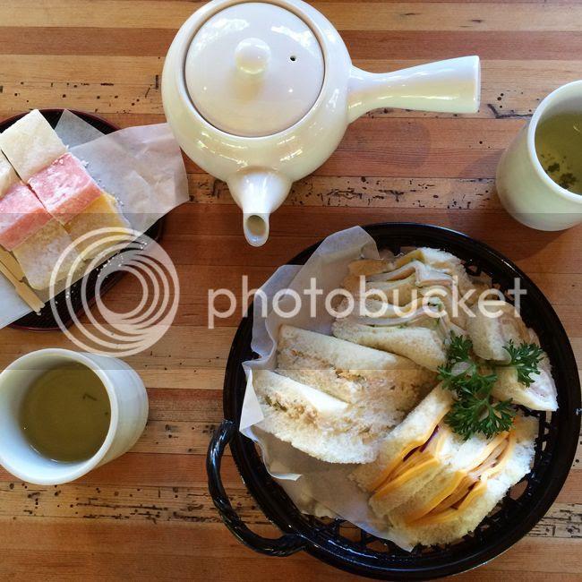 Japanese Tea Garden Lunch