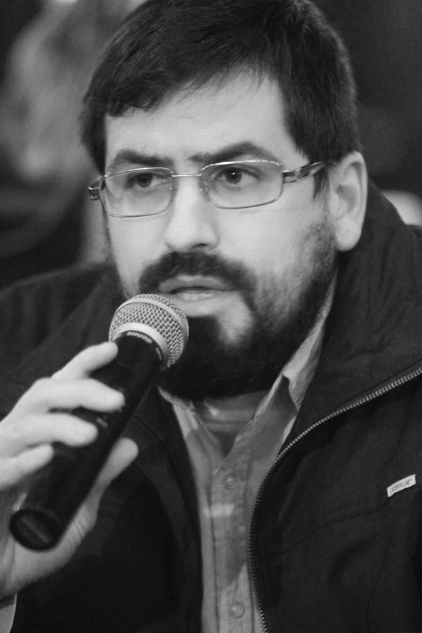 Emiliano Mandacen. Foto: Iván Franco (archivo, julio de 2014)