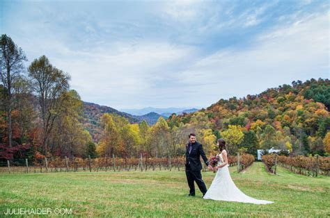 The Vineyards at Betty's Creek   Sylva, NC Wedding Venue