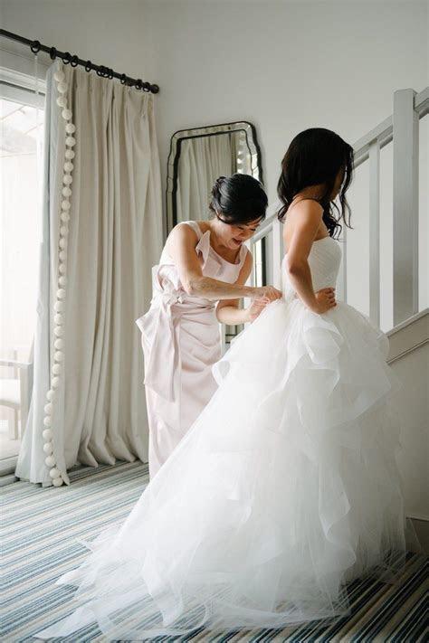 Elegant White and Green New York Wedding   MODwedding