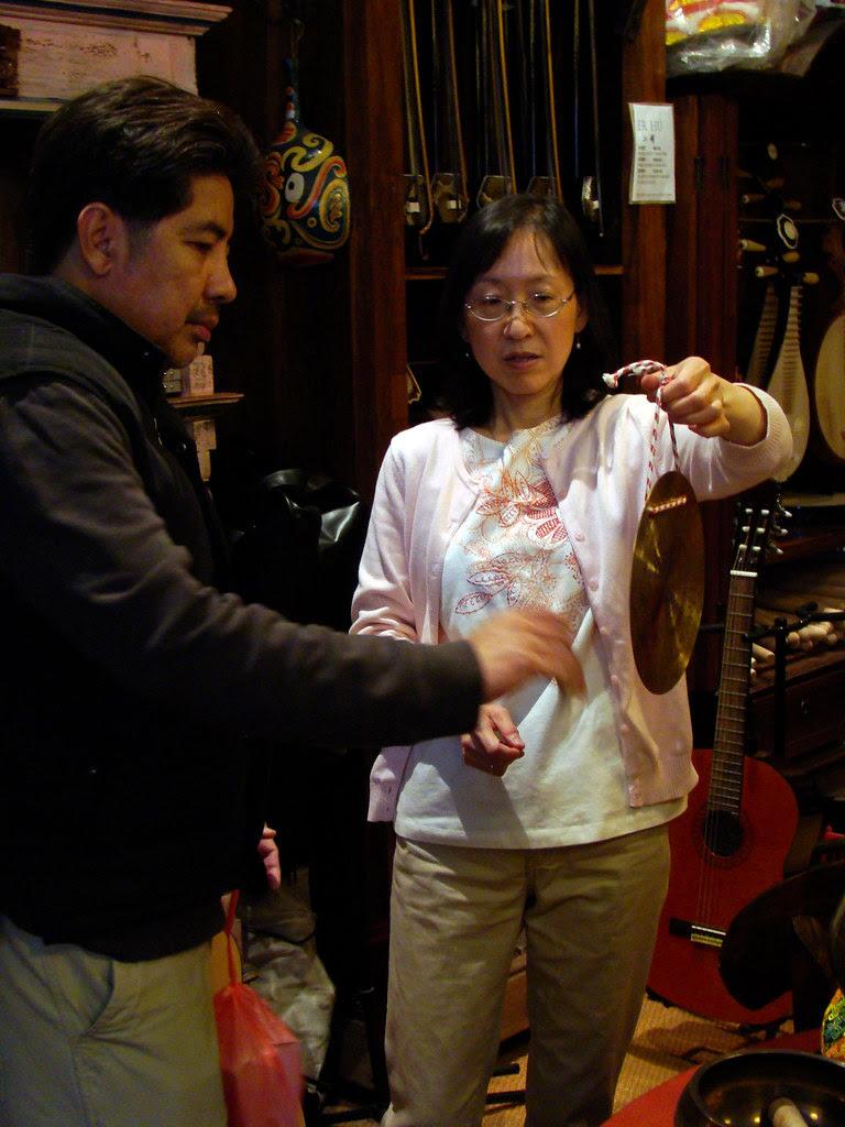 DSC03097 Clarion Music Center gong