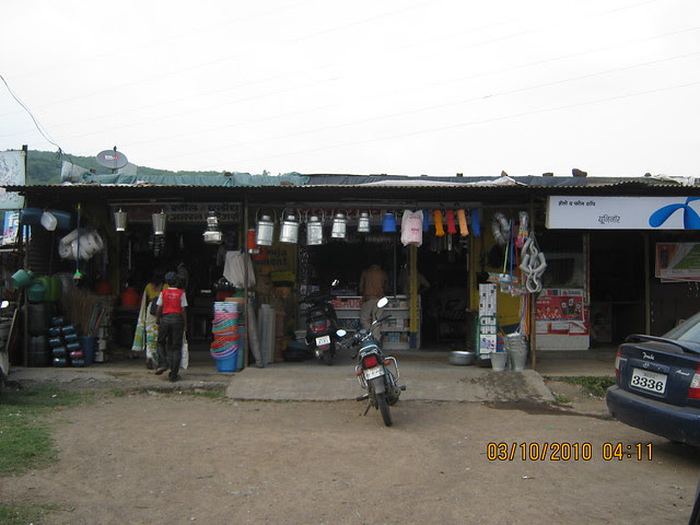 Shreeji Properties' Forest View Bungalows at Somatane PhataIMG_3117