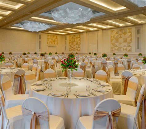 Largest Wedding Ballrooms at Hotels in Dubai   Arabia Weddings