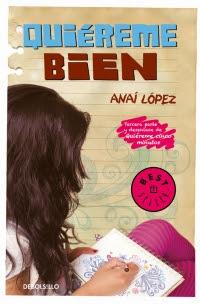 megustaleer - Quiéreme bien - Anaí López