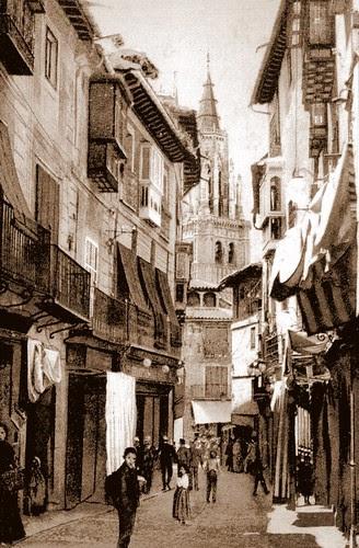 Calle Ancha, Toledo