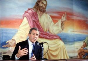 Джордж Буш и Иисус