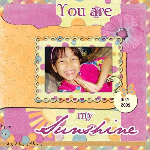 my*sunshine