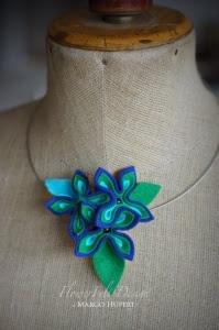 Khrabrovo green turquoise