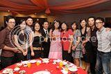 韦廷、韦廷的女朋友亦凡(也是我小六的同班同学 ^^)、达、joo li、km、erika、我、晓寒、俏玲、耀强、汶健