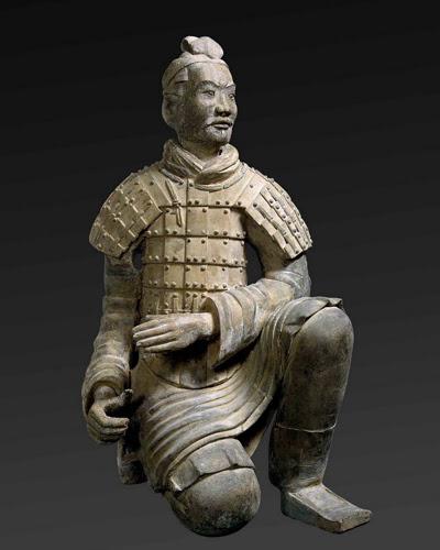 2200년간 진시황을 지켜온 8000명의 병사들, '병마용'