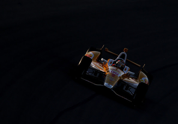 Ryan Hunter-Reay - Texas Motor Speedway: Day 2