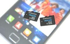 samsung 32GB microSD