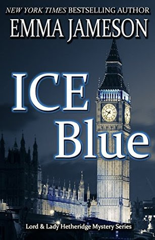 Ice Blue (Lord and Lady Hetheridge, #1)