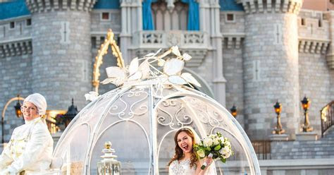 Want a Disney wedding? It'll cost you.