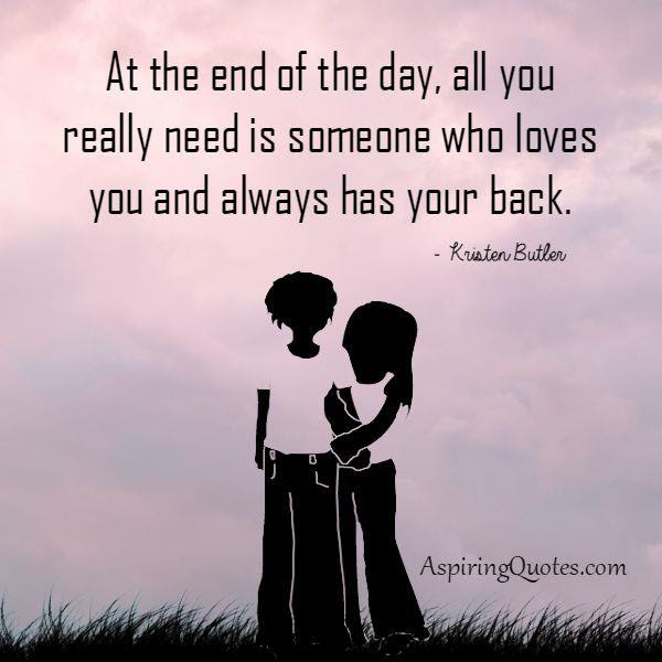 Always Have Your Back Quotes Wwwpicswecom