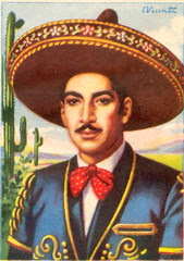 eclair mexicain