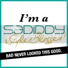 Sadiddy Style Blogger Badge, I'm A Sadiddy Style Blogger!