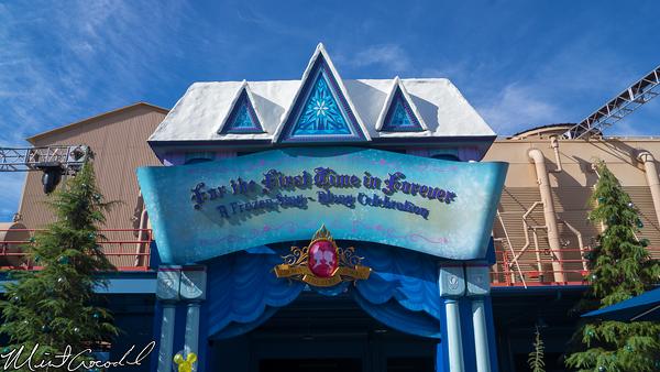 Disneyland Resort, Disney California Adventure, Frozen, Fun, First Time in Forever, Sing, Along