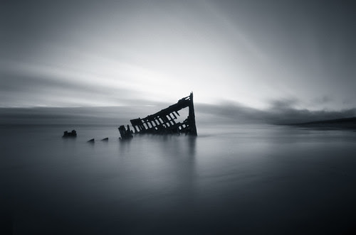 Peter Iredale, 30 seconds por Zeb Andrews