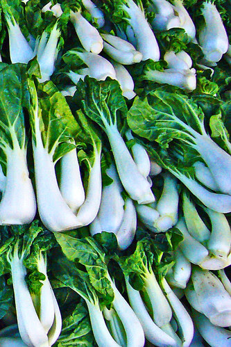 Bok Choy in Chinatown