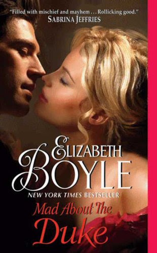 Mad About the Duke (Bachelor Chronicles) by Elizabeth Boyle