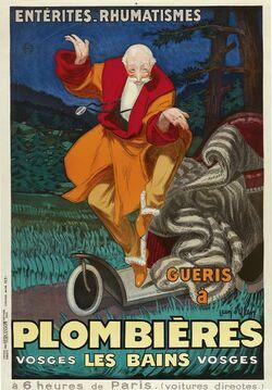 PLOMBIERES-LES-BAINS