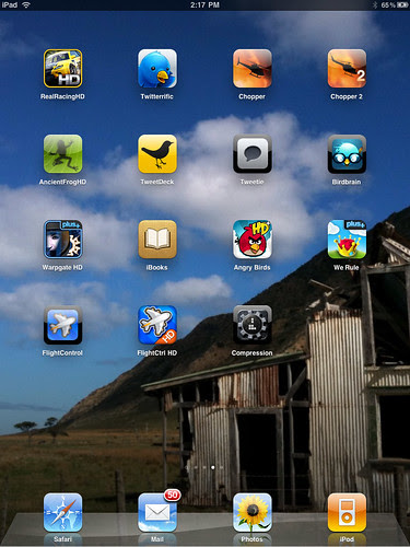 How Apple should display iPhone apps on iPad by mjdave.