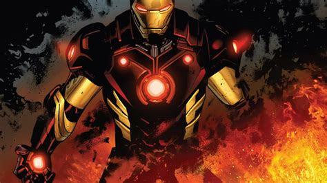 iron man marvel dc comics artwork animated