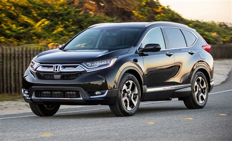 honda cr  touring test drive  review