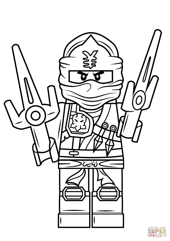 Klick das Bild Lego Ninjago Jay Zx