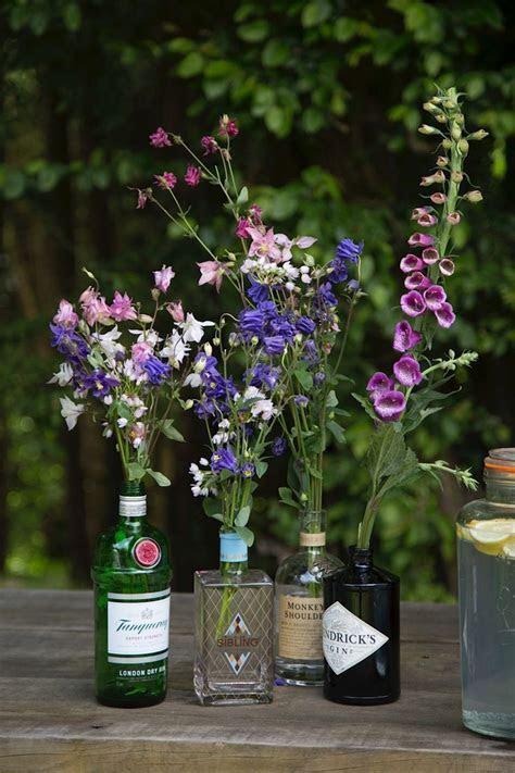 17 Best ideas about Bottle Centerpieces on Pinterest