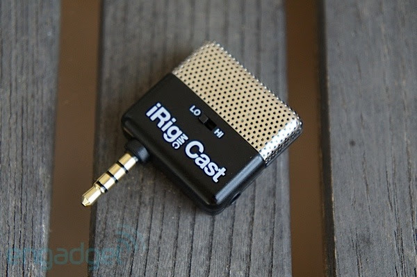 IK Multimedia's iRing MIC Cast is now shipping for iOS devices, we go hands-on