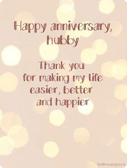 Cute Wedding Anniversary Wishes For Husband (With Images)