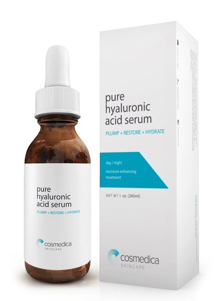 Amazon.com : Best-Selling Hyaluronic Acid Serum for Skin-- 100 ...