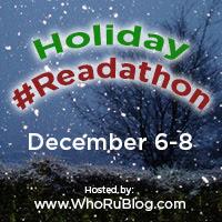 Holiday #Readathon 12/6 - 12/8