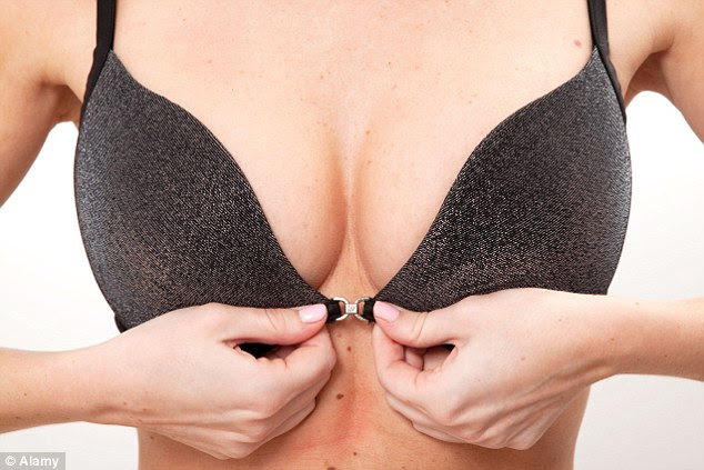 Time saver: If you opt for a front-clasping bra, you are most likely a driver who hates to waste time