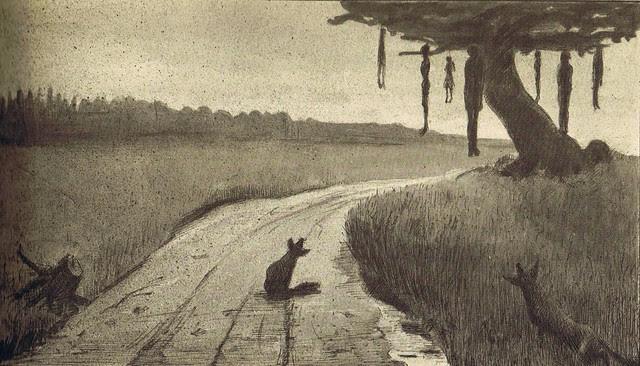 Alfred Kubin -Haushamerlinde